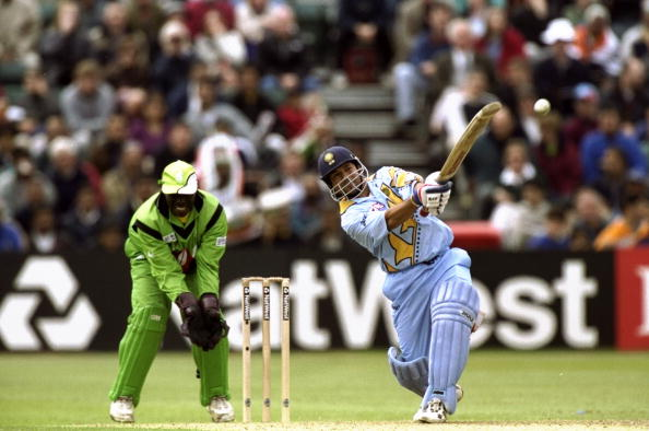 Sachin Tendulkar of India