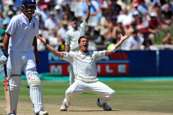 South Africa v England - 3rd Test Day Four