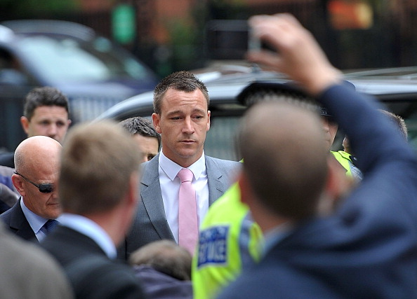 John Terry Goes On Trial For Allegedly Racially Abusing Anton Ferdinand