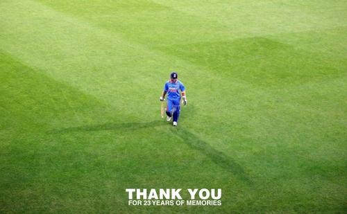 Thank you Sachin