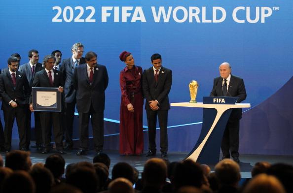 2022 WC Qatar bid manipulated, France Football claims to ...