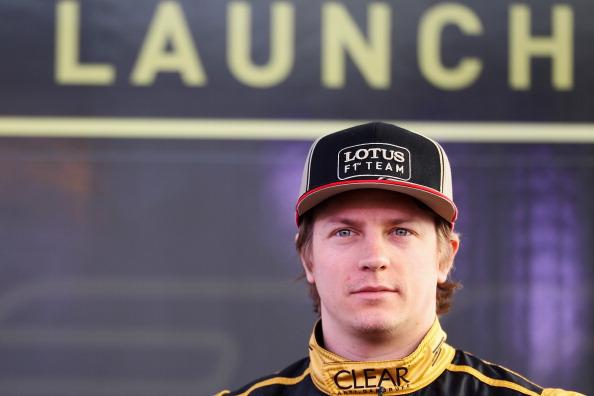 Lotus F1 Launch