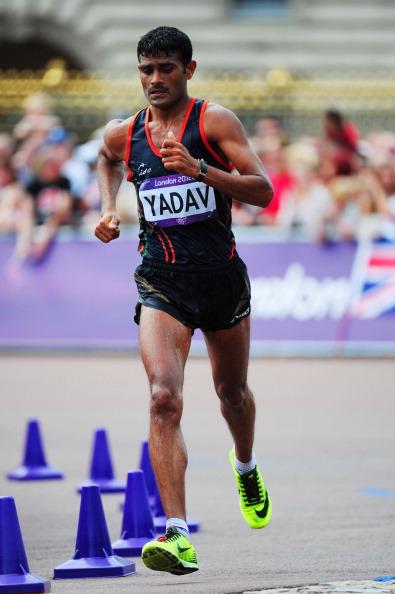 Ram Singh to lead Indian men's field in Mumbai Marathon