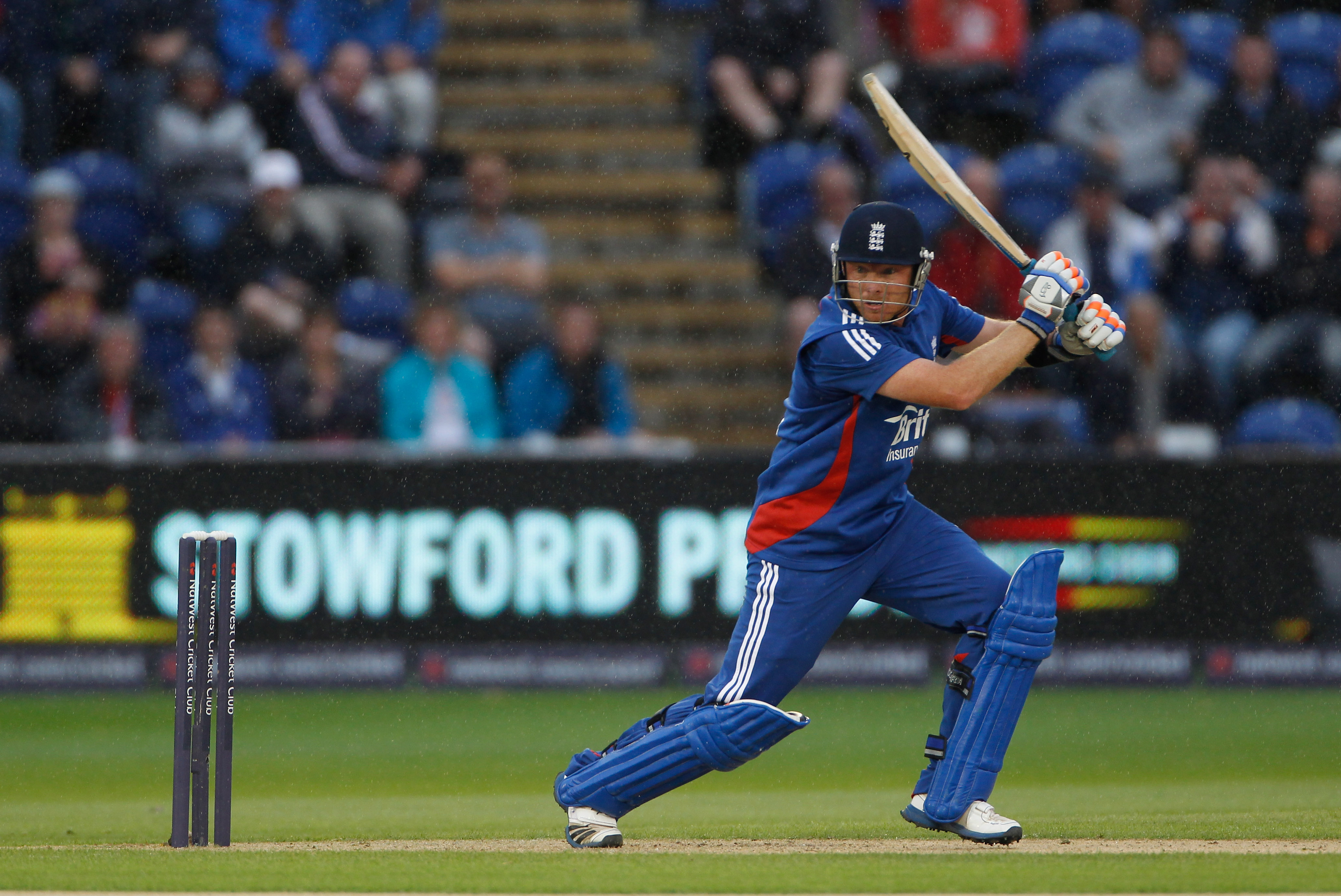 Bell played anchor yet again as he led England home against an incisive bowling attack