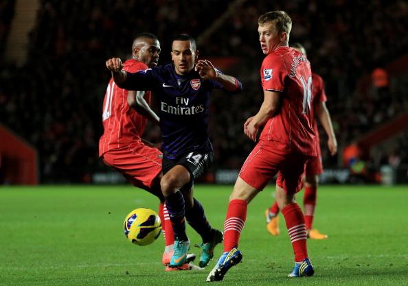 Southampton v Arsenal - Premier League
