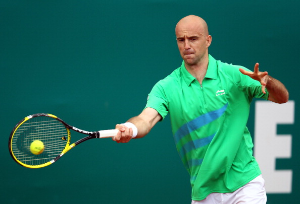 ATP Masters Series Monte Carlo - Day One