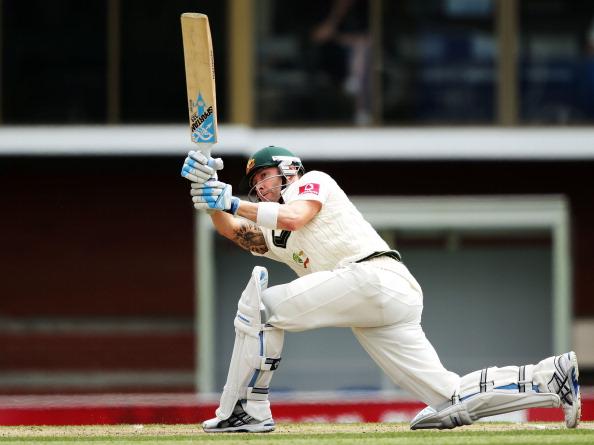 Australia v Sri Lanka - First Test: Day 4