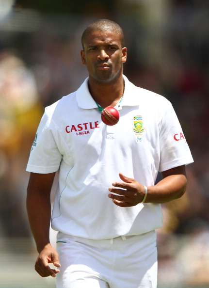 Australia v South Africa - Third Test: Day 2