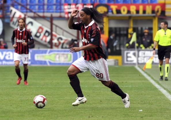 AC Milan v Catania Calcio - Serie A
