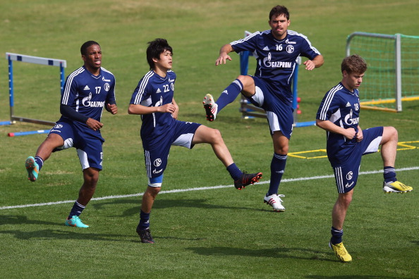 Schalke 04 - Doha Training Camp Day 7
