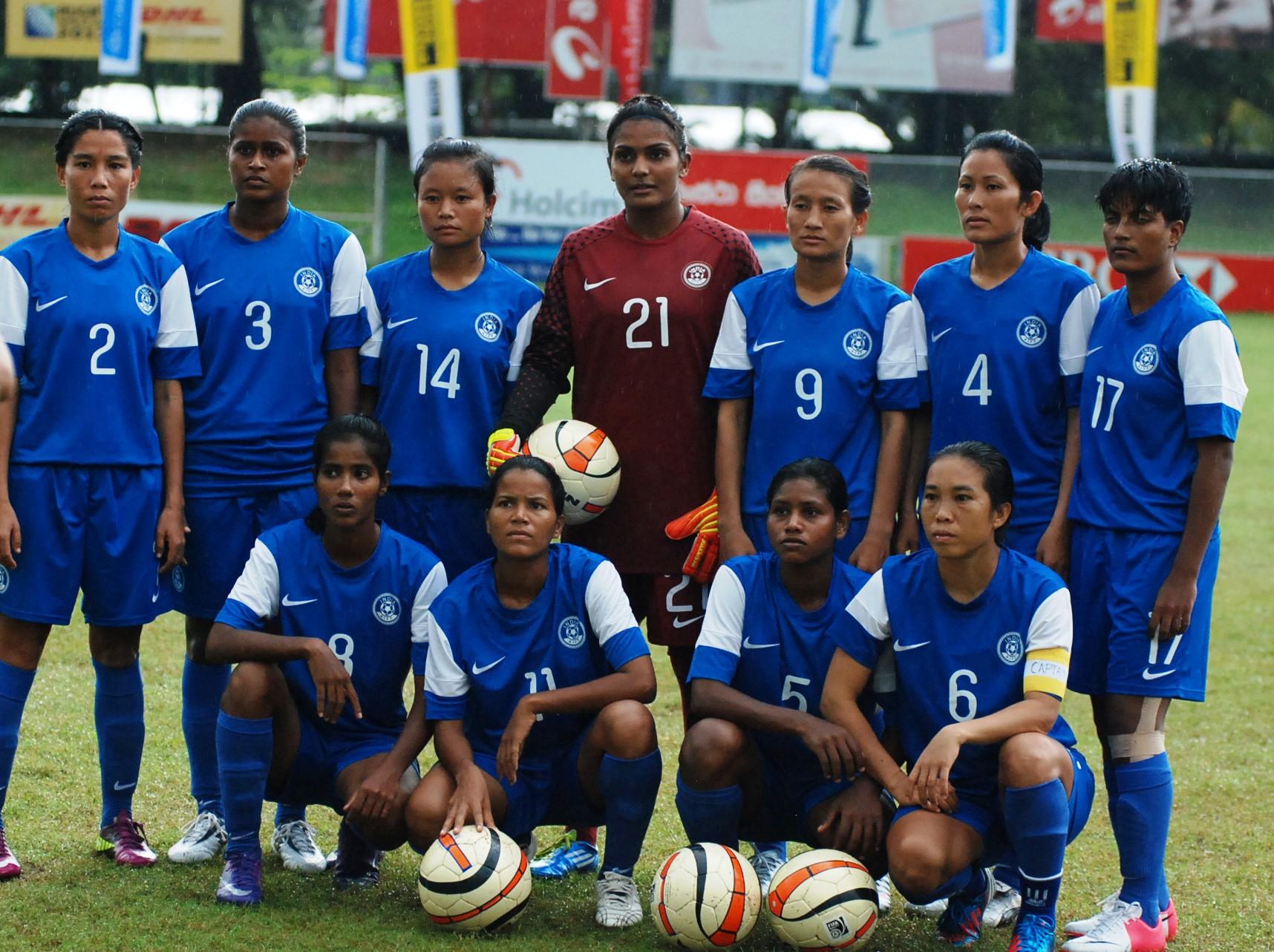 indian womens football team captain - HD1716×1282