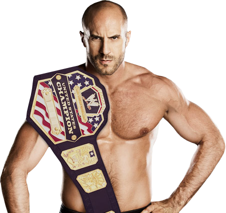 Antonio Cesaro - The current US champion