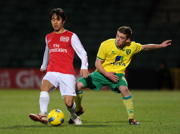 Norwich City Reserves v Arsenal Reserves - Barclays Premier Reserve League