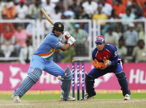Second ODI: India v England