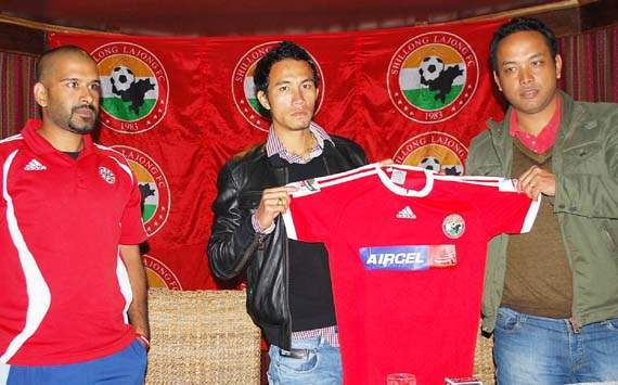 Sushil Singh is now at Lajong