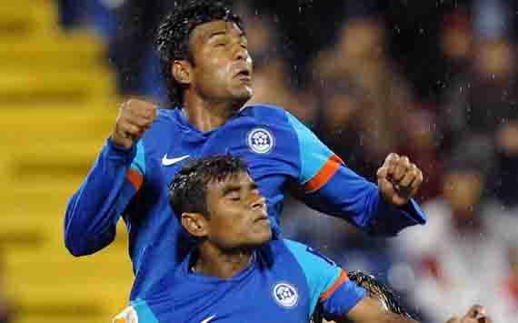 India's defender Deepak Kumar Mondal (fr