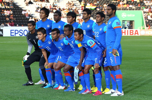 Indian national football team (FILE PHOTO)