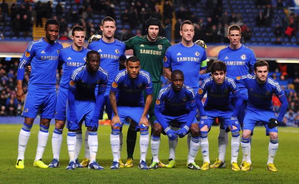 Chelsea FC v AC Sparta Praha - UEFA Europa League Round of 32