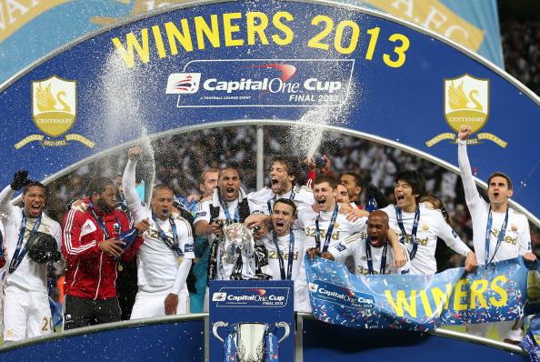 Bradford City v Swansea City - Capital One Cup Final