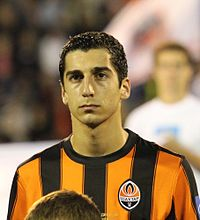 Henrikh Mkhitaryan Profile picture