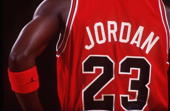 """""""There was only one man that could stop Michael Jordan, and that man was Michael Jordan."""""""