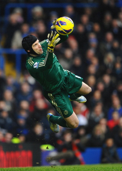 Former Chelsea goalkeeper Petr Cech signs for Ice hockey ...  |Petr Cech Chelsea Save