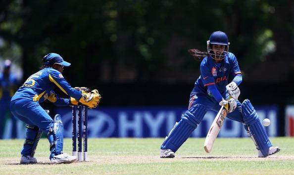 India v Sri Lanka - ICC Women's World Twenty20 2012 Play Off: Game One