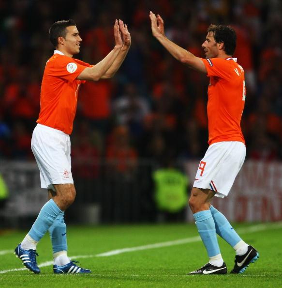 Image result for van nistelrooy and van persie