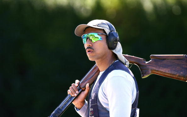 Indian shooter Rajyavardhan Singh Rathor