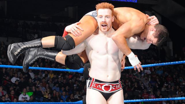 WWE Saturday Morning Slam 16/2/2013 Results