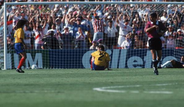 USA: World Cup 1994 - USA v Colombia