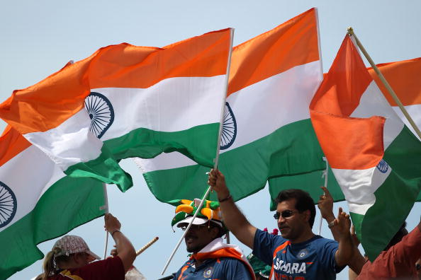 Indian Flag Cricket: Will The Indian Team's Fortunes Reverse-'swing'?
