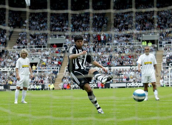 Newcastle United v Juventus
