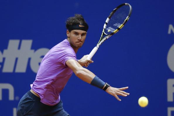 Rafael Nadal v David Nalbandian - Singles Final