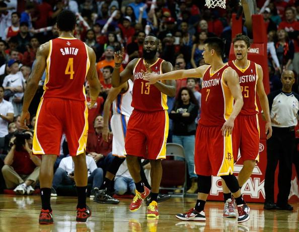 Houston Rockets - Competitive Rebuilding