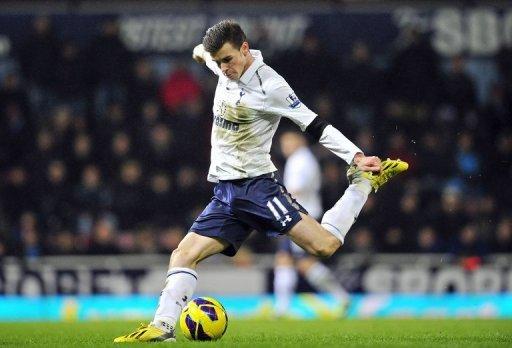 b95b613f750 Villas-Boas hails two-goal Bale
