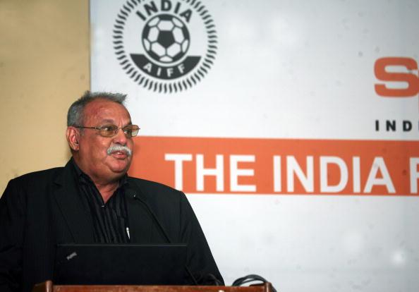 AIFF General Secretary Alberto Colaco