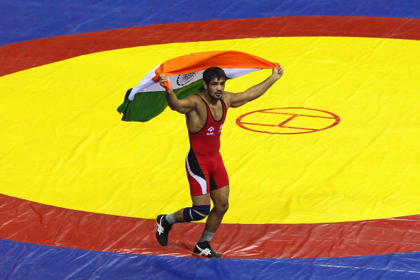 Sushil Kumar is part of the initiative too. (Getty Images)
