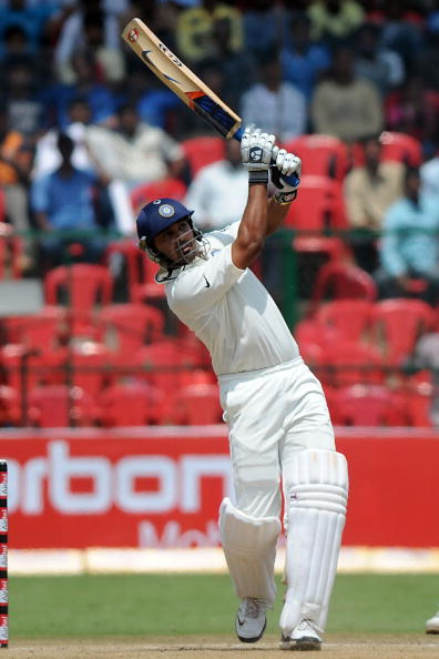 India v Australia - Second Test: Day Three