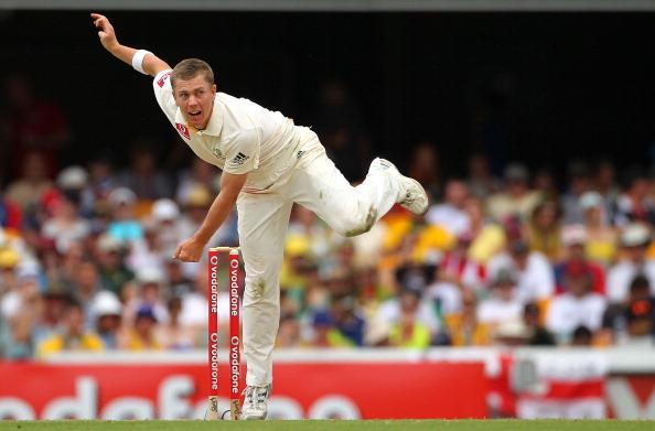 First Test - Australia v England: Day Four