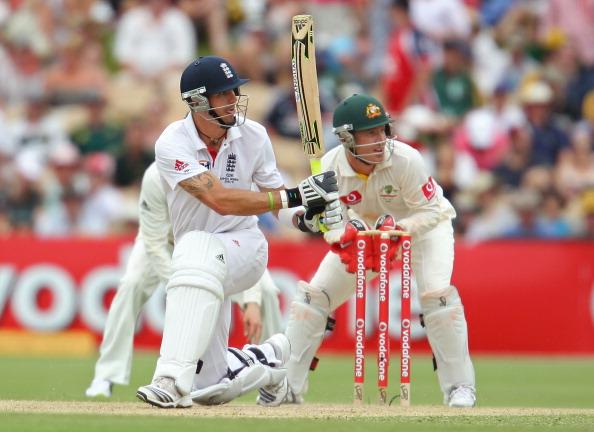 Second Test - Australia v England: Day Three