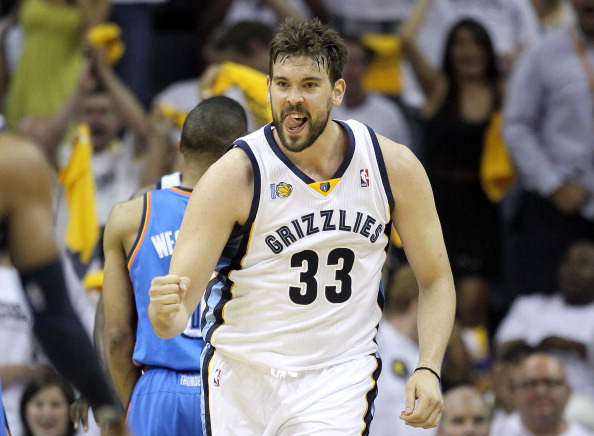 Marc Gasol is probably the most underrated player the league.