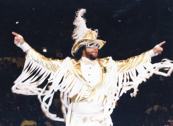 "Randy ""Macho Man"" Savage File Photos"
