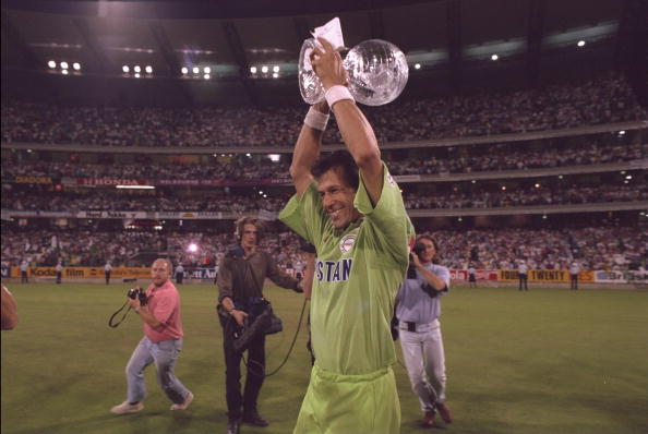 WORLD CUP 92 IMRAN TROPHY