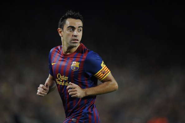 Xavi's return could prove crucial.