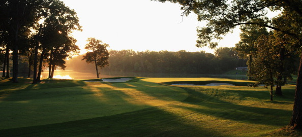 Medinah Country Club No 3 Course 2012 Ryder Cup Venue