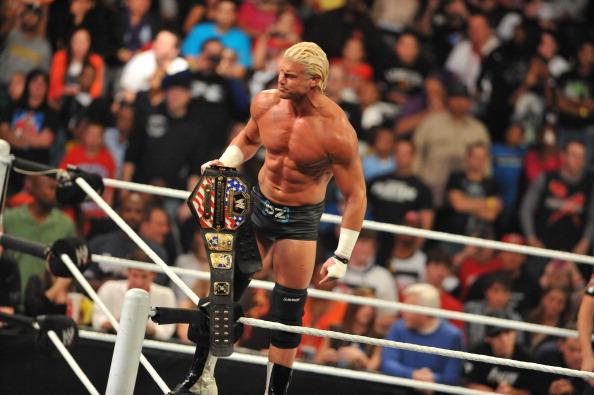 Dolph Ziggler will take on the World Heavyweight Champion Alberto Del Rio on SmackDown.
