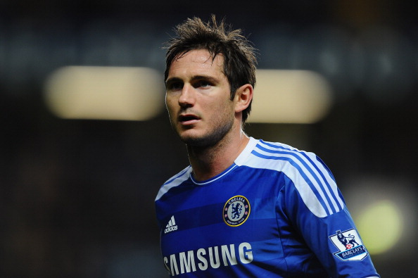 Lampard hasn't been offered a new deal yet. (Getty Images)