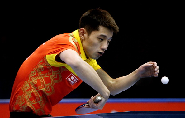 ITTF Pro Tour Table Tennis Grand Finals: Day Four - LOCOG Test Event for London 2012