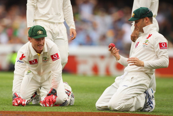 Australia v New Zealand - First Test: Day 1